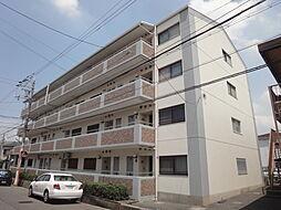 大阪府富田林市加太3丁目の賃貸マンションの外観
