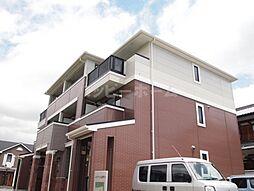 兵庫県たつの市龍野町小宅北の賃貸アパートの外観