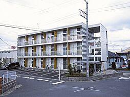 神奈川県厚木市林4丁目の賃貸マンションの外観