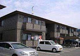 広島県広島市安佐南区伴東5丁目の賃貸アパートの外観