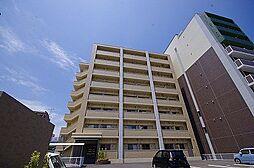 ラインスター三萩野[4階]の外観