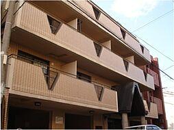 デトムワン西陣パート3[4階]の外観
