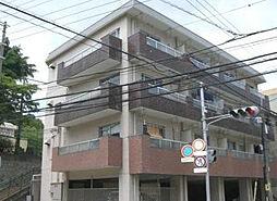 兵庫県神戸市須磨区妙法寺桜ノ界地の賃貸マンションの外観