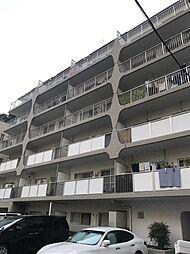 ロイヤルハイツ三田[3階]の外観