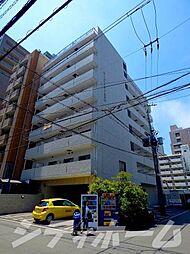 大阪府大阪市天王寺区上本町6丁目の賃貸マンションの外観