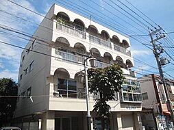 東京都立川市栄町4丁目の賃貸マンションの外観