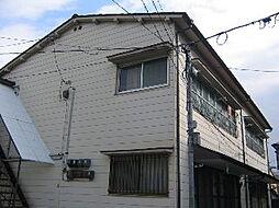 すずらん荘[2階]の外観
