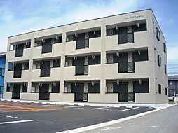 アメニティ鴨田南 2階[201号室]の外観