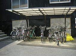 パークハイツ江尻[2階]の外観