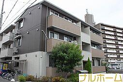 大阪府大阪市平野区平野市町2丁目の賃貸アパートの外観