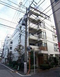 東京都江東区東陽3丁目の賃貸アパートの外観
