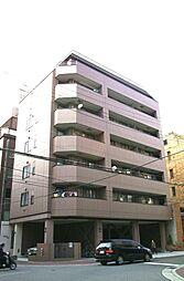 広島県呉市中央2丁目の賃貸マンションの外観