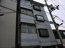 リヴァー住之江[2階]の外観