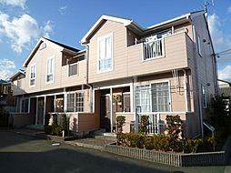 静岡県浜松市東区薬師町の賃貸アパートの外観
