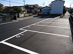 論田本浦駐車場