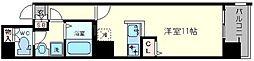 Ritz SQUARE Qbe[3階]の間取り