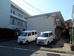 小田第一マンション[203号室]の外観