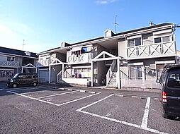 シャルマン島泉[1階]の外観