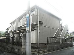 ユウハイツ[2階]の外観