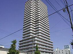 アンビックス志賀ストリートタワー[6階]の外観
