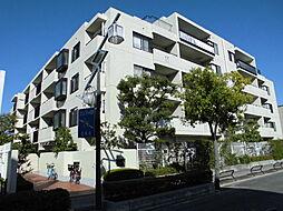 武庫之荘パークハイム[205号室]の外観