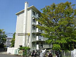公団狭山住宅11号棟[5階]の外観