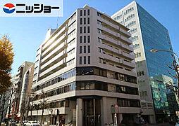 錦ハーモニービル[5階]の外観
