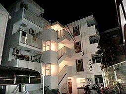 キューブ北武庫之荘1[4階]の外観