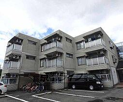 大阪府枚方市渚南町の賃貸マンションの外観