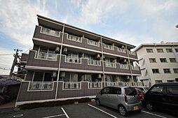 徳島県徳島市応神町古川字戎子野の賃貸アパートの外観