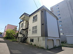カネ伊コーポ[2階]の外観
