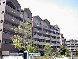 ローレルスクエア登美ヶ丘[5階]の外観