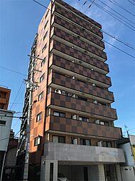 アースヒルズ[8階]の外観