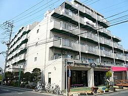 メゾン・ド・ベール早稲田1[6階]の外観