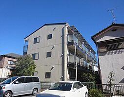 埼玉県川口市戸塚東1丁目の賃貸マンションの外観