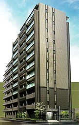 ジェノヴィア隅田川ウエストスカイガーデン[9階]の外観
