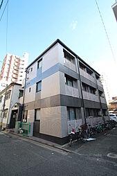 家具・家電付きライベストコート白金 リノルーム[3階]の外観