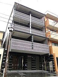 ベラジオ京都鴨川II[101号室号室]の外観