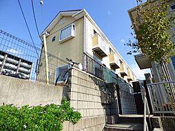 レトワール京成大久保 B棟[1階]の外観