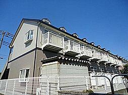 リルパイン越谷B棟[2階]の外観