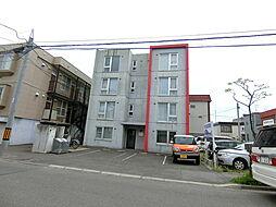 北海道札幌市白石区本通11丁目の賃貸マンションの外観