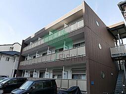 福岡県福岡市博多区堅粕3丁目の賃貸マンションの外観