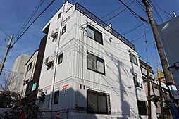 プラムマンション[3階]の外観