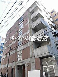 ヴィレ新宿御苑[7階]の外観