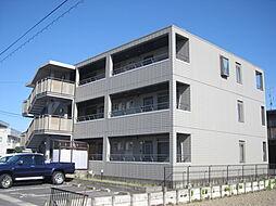 栄ハイム[2階]の外観