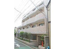 東京都武蔵野市中町3丁目の賃貸マンションの外観