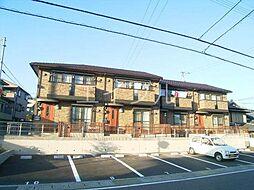 [テラスハウス] 高知県高知市万々 の賃貸【高知県 / 高知市】の外観
