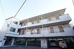 山本ハイツ[208号室]の外観