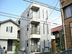House C Cube[3階]の外観