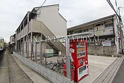アンリシール八幡[2階]の外観